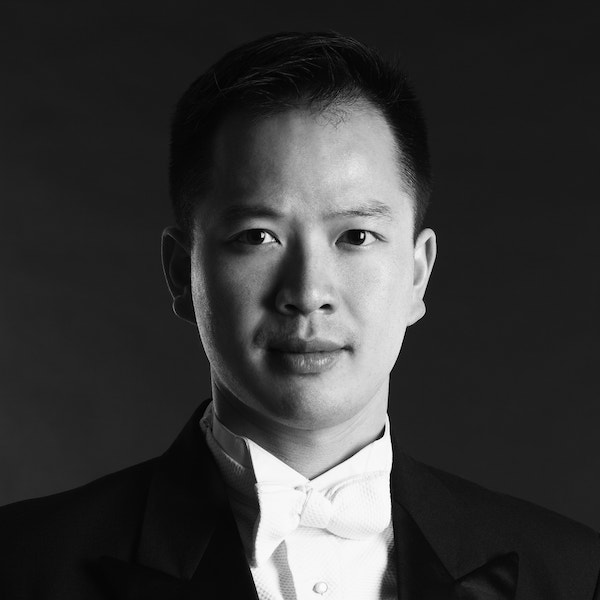 Headshot of Director of Music Derek Tam